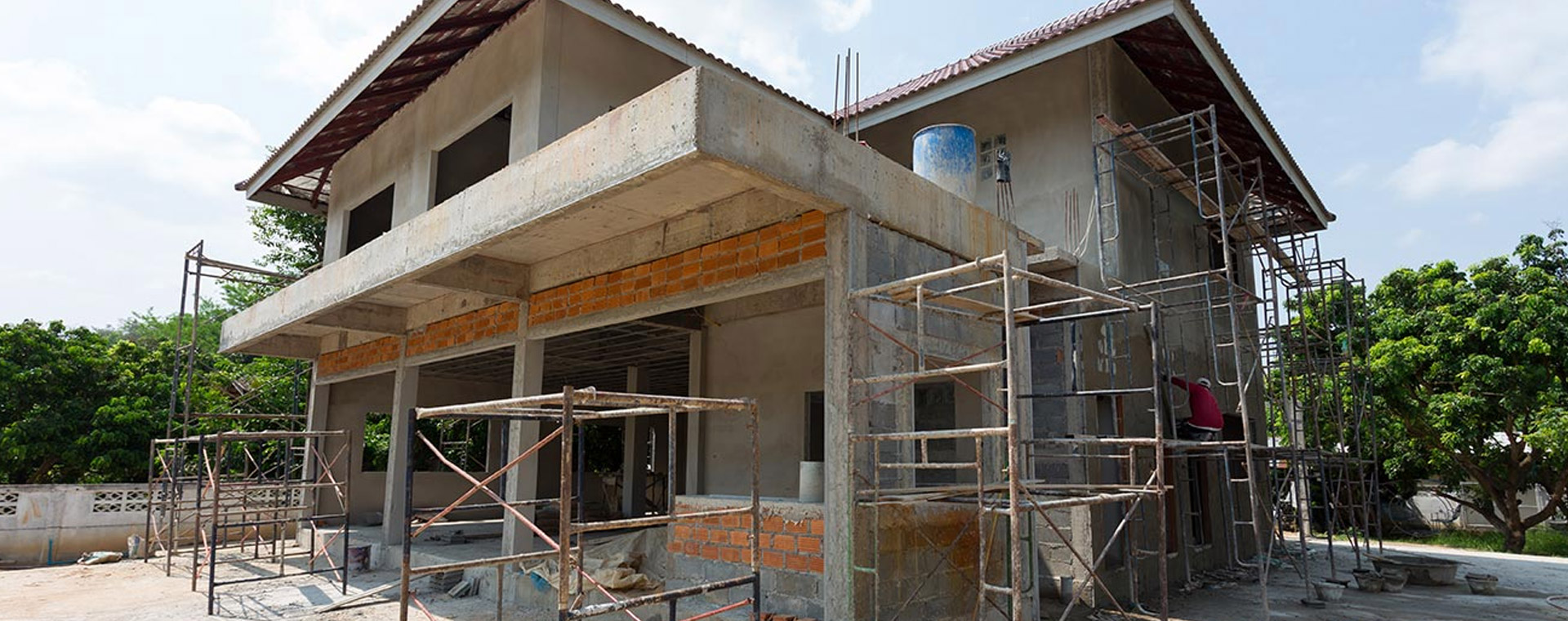 Home Loan for Construction